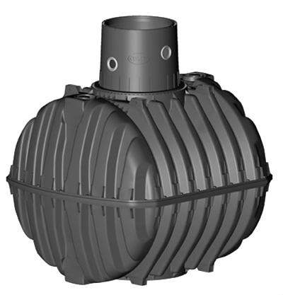 Graf Regenwassertank 4800 Liter (370003)