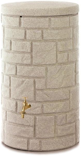 Rewatec Regenspeicher Arcado 230 Liter - sandstein