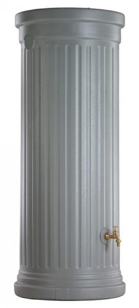 Garantia Säulentank 330 Liter steingrau (326531)