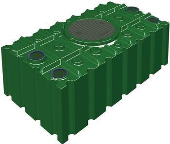 GreenLife Regenwasser-Flachtank GFT 2.0