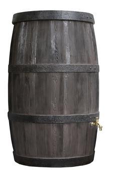 Rewatec Regenspeicher Burgund 500 Liter