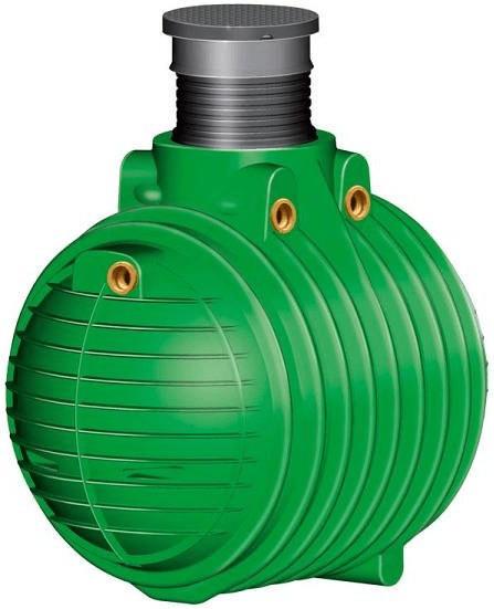 Garantia Erdtank 6500 Liter (200034)