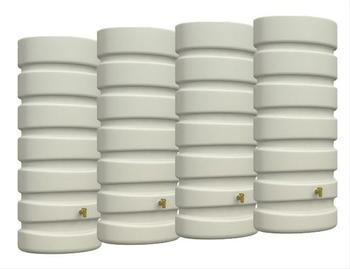 Garantia Classic Wandtank Set 2600 Liter sandbeige (295626)