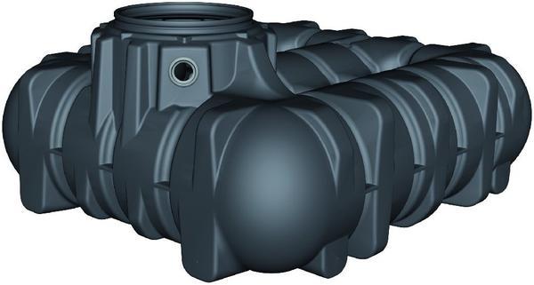 Graf Komplettpaket Garten-Komfort 3000 Liter (390106)
