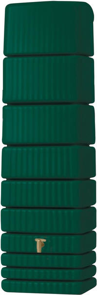 4rain Slim 650 Liter dunkelgrün