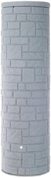 3P Technik Regenspeicher Arcado 460 Liter - granitgrau
