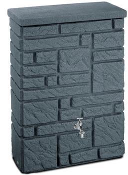 3P Technik Regenspeicher Maurano black granit 300 Liter