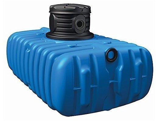 4rain Flachtank-Paket Flat Haus-Premium 3000 Liter