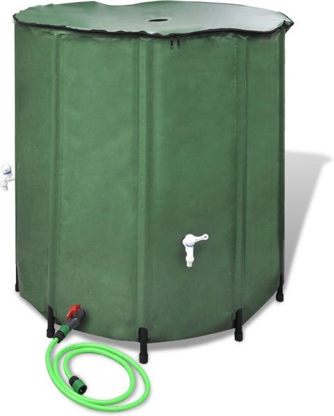 VidaXL Wassertank 750 Liter klappbar