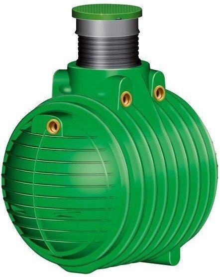 Garantia Columbus Fäkalien-Sammelgrube 3700 Liter (102032)