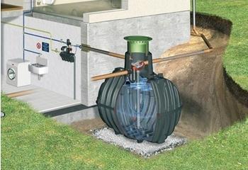 Graf Komplettpaket Eco-Plus 6500 Liter (370122)
