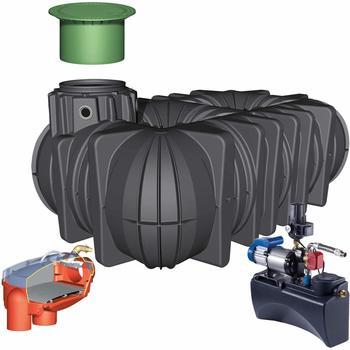 Graf Komplettpaket Eco-Plus 7500 Liter (390112)