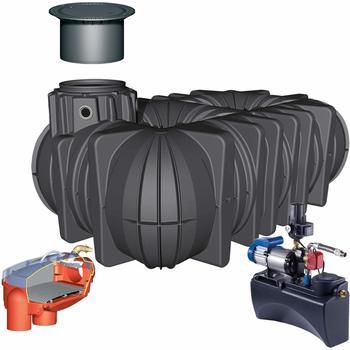 Graf Komplettpaket Eco-Plus 7500 Liter (390212)