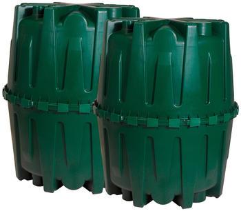 Graf Komplett-Paket Haus 3200 Liter (321010)