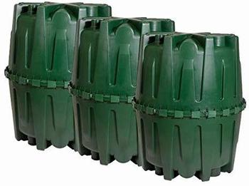 Graf Komplett-Paket Haus 4800 Liter (321011)