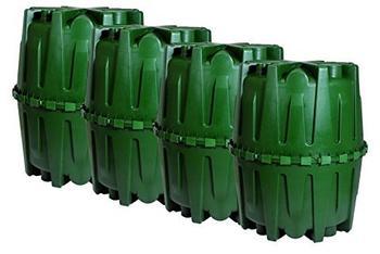 Graf Komplett-Paket Haus 6400 Liter (321012)