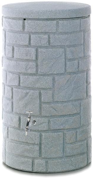 Rewatec Regenspeicher Arcado 230 Liter - granitgrau