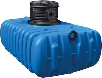 4rain Flachtank Flat Set 9000 Liter