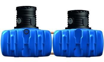 4rain Flachtank-Paket Flat Garten-Comfort 3000 Liter