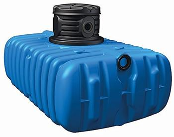 4rain Flachtank-Paket Flat Haus-Premium 4500 Liter