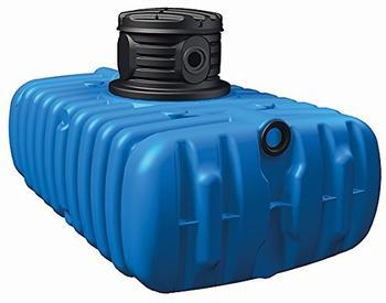 4rain Flachtank-Paket Flat Haus-Premium 6000 Liter