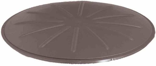 Garantia Regentonnen-Deckel rund 300 Liter graphit