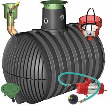 Graf XL Komplett-Paket Garten Komfort 10000 Liter