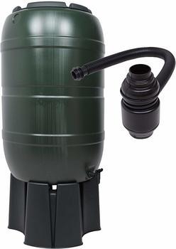 Kreher Regentonne mit Standfuß 210 Liter