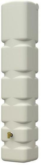 4rain Wandtank Basic 300 Liter sandbeige
