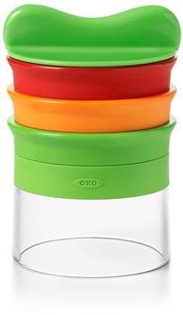 OXO Good Grips Hand-Spiralschneider mit 3 Klingen