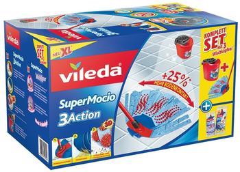 Vileda SuperMocio 3Action Komplett Set 150700