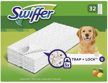Swiffer Anti-Staub Tücher mit Zitrusduft (32 Stück)