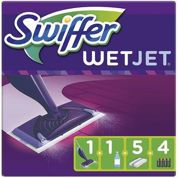Swiffer Wetjet Besen Spray Starter Kit