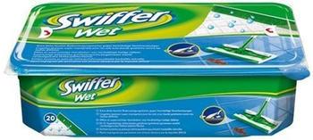 Swiffer Wet Wischtuecher (20 Stück)