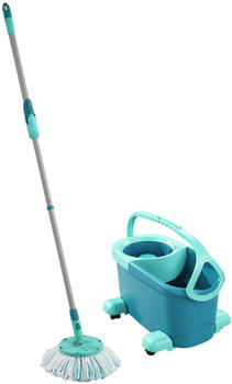 Leifheit Clean Twist Disc Mop Ergo mobile Wischset 4-teilig 52102
