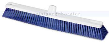 Nölle Großflächenbesen HACCP 60 cm blau, weich Kunststoff, geeignet nach HACCP & Lebensmittelecht