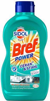 Sidol Bref Power Ceran & Stahl