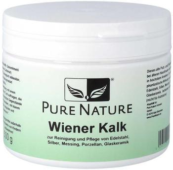 PureNature Wiener Kalk 500 g Reinigungspulver