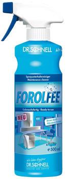 Dr. Schnell Forolfee Universal-Unterhaltsreiniger 500 ml Sprühflasche