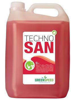 GREENSPEED Sanitärreiniger TECHNO SAN 5l
