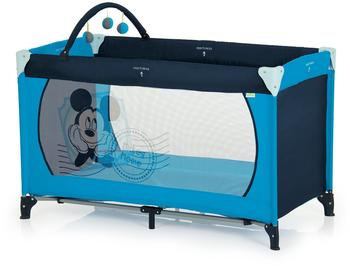 Hauck Dream'n Play V-Mickey Blue mit Spielbogen