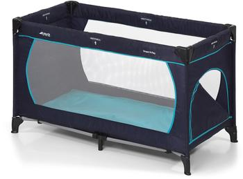 Hauck Dreamn Play Plus navy/aqua