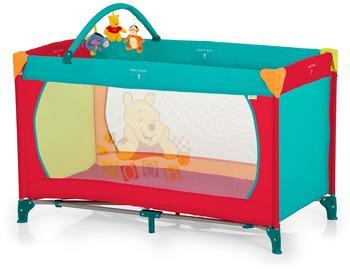 Hauck Dream'n Play mit Spielbügel Winnie Pooh Red