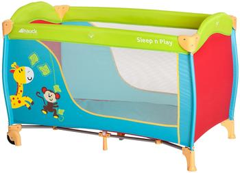 Hauck Sleep n Play Go - Jungle Fun