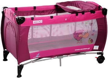 Caretero Medio Classic Pink