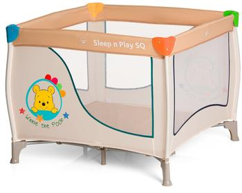 Hauck Sleep`n Play SQ - Pooh Ready to Play