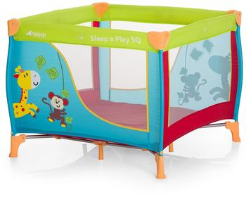 Hauck Sleep`n Play SQ - Jungle Fun