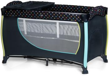 Hauck Sleep'n Play Center II - Dots Navy