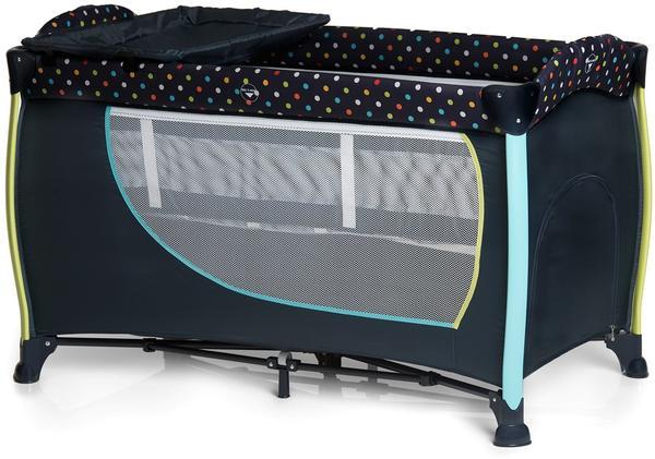 Hauck Sleep'n Play Center II - Dots Navy