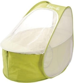 Koo-di Pop Up Travel Bassinette Lemon & Lime